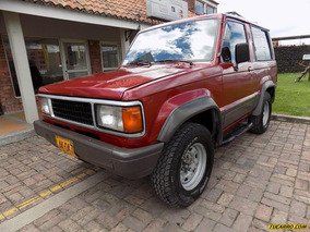 Chevrolet Trooper Dlx Mt 2600cc Cab