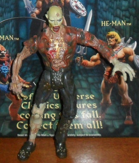 Muñeco Original Juego Toy Biz Resident Evil Zombie Hunk Pack