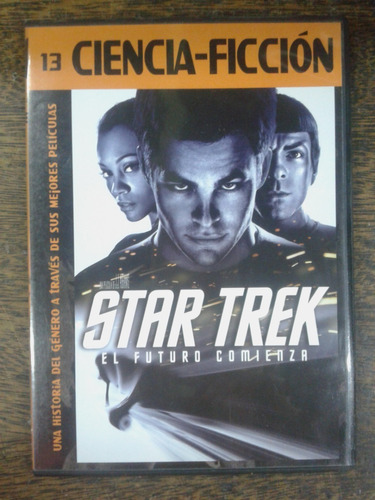 Star Trek (2009) * Dvd * Ciencia Ficcion *