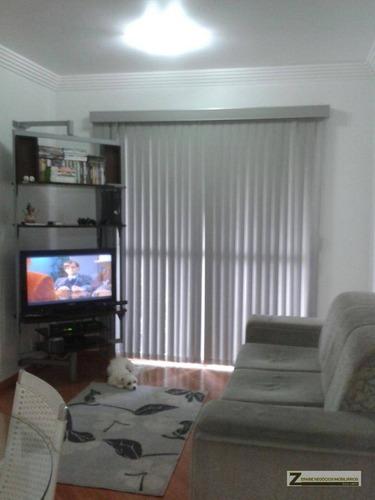 Imagem 1 de 30 de Apartamento Com 3 Dormitórios À Venda, 86 M² Por R$ 515.000,00 - Vila Progresso - Guarulhos/sp - Ap0208