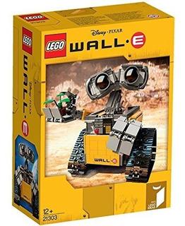 Lego Ideas Wall E 21303 Kit De Construcción