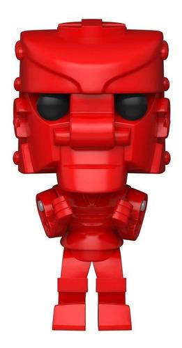Funko Pop Retro Toys Mattel Rock'em Sock'em Robot Red