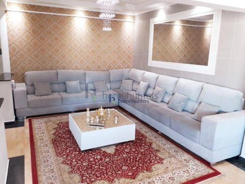 Casa Com 3 Dormitórios À Venda, 250 M² Por R$ 530.000,00 - Jardim Campos Elíseos - Campinas/sp - Ca4210