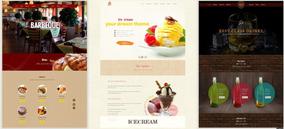 Foods -tema Premium - Restaurante, Café, Padaria, Sorveteria