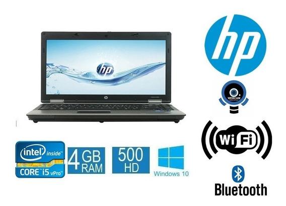 Notebook Corporativo Profissional Hp Core I5 V Pro Leia !