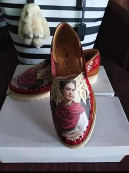 Huarache Artesanal Frida #3