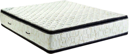 Colchon Kavanag Metal Doble Pillow 140x190x28 Alta Densidad