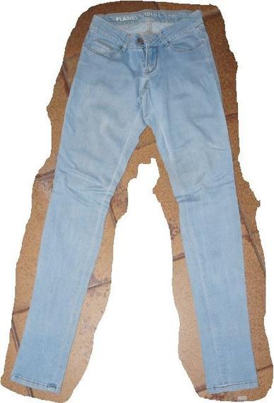 Calça Feminina Planet Girls Jeans Premium - Nº 34