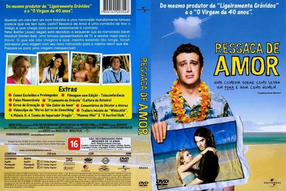 Dvd - Filme Ressaca De Amor