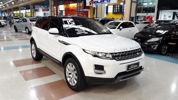 Land Rover Evoque 2.0 Si4 Pure 5p Gasolina 2015/2015