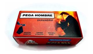 Sahumerios Conos Esotéricos Caja 20 Tabletas Pega Hombre