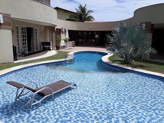 Casa Em Condomínio Para Venda Em Cabo Frio, Praia Do Siqueira, 5 Dormitórios, 5 Suítes, 2 Banheiros, 4 Vagas - Cascond04_1-935686