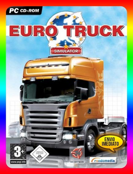 Euro Truck Simulator Pc - Steam Key (envio Já)