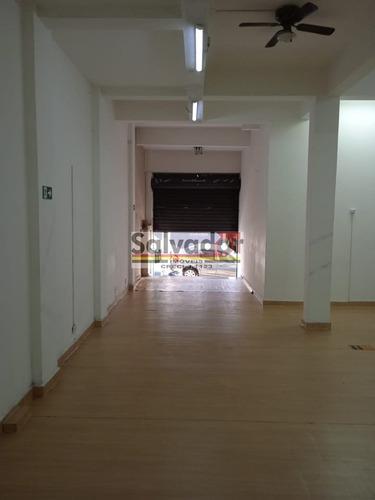 Imagem 1 de 9 de Salão Na Rua Pirituba - Saúde - São Paulo - 8957