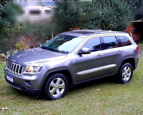 Imagem 1 de 9 de Jeep Grand Cherokee 2013 3.0 Limited Aut. 5p