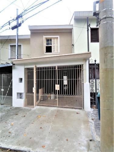Sobrado Com 2 Dormitórios À Venda, 158 M² Por R$ 700.000,00 - Alto Da Mooca - São Paulo/sp - So1283