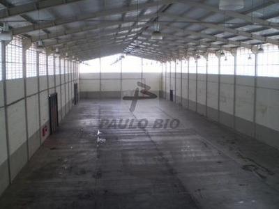 Galpao Industrial - Vila Nova Bonsucesso - Ref: 6654 - V-6654