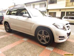 Mercedes Benz Clase Glk Wagon 4matic