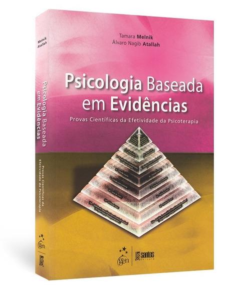 Livro Psicologia Naseada Em Evidências