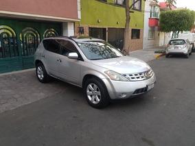 Nissan Murano Se Awd Aa Piel Qc At 2008