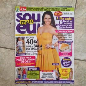 Revista Sou Mais Eu 248 Dieta Secou 40kg Com Bala Q Emagrece