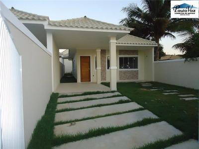 Ótima Casa Em Araruama Rj Pontinha 3 Quartos Sendo 1 Suíte