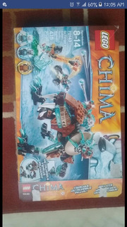 Set Lego Chima 100% Original Usado,estado 10 De 10