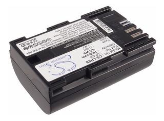 Bateria Lpe6 Canon Eos 5d Mark 2 Mark 3