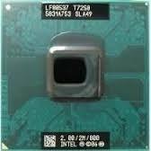 Processador Notebook Intel T7250 Sla 49 2.00/2m/800