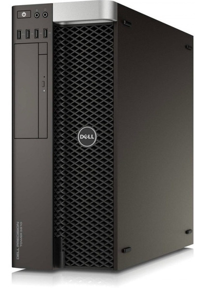 Work Dell T5810, Xeonquad, 16gb, 500gb, Pl Video 4gb