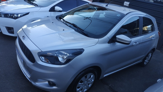 Ford Ka 1.5 Sel 5 P 2017 Impecable Oportunidad!!!!!