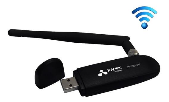Adaptador Usb Wireless 150mbps Wifi Pc Notebook
