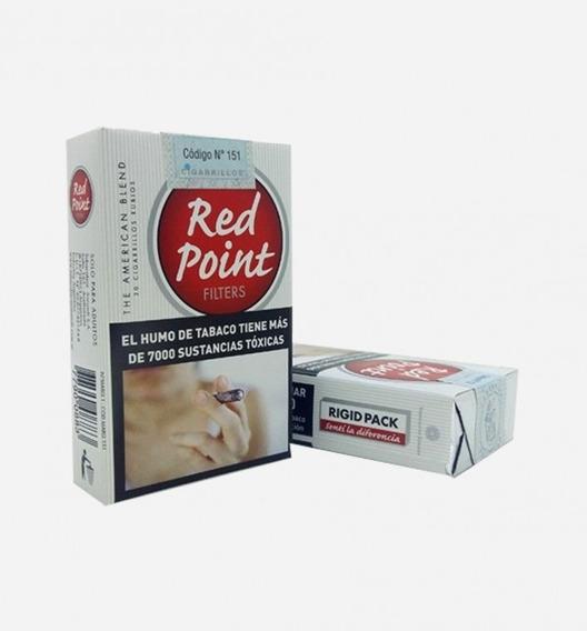 Cigarrillos Red Point Comun Original X Carton