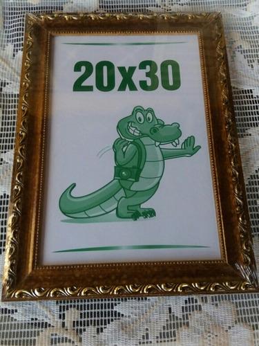 Kit, 10 Molduras Porta Retrato 20x30