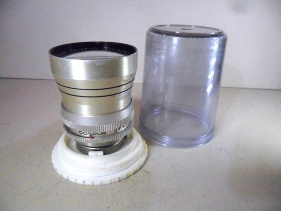 Lente Tele Xenar Camera Antiga Retina * Coleção * Ñ Leica #