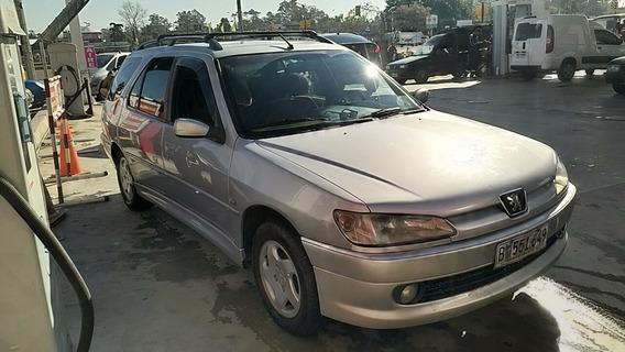 Peugeot 306 1.9 Boreal D Aa 2002