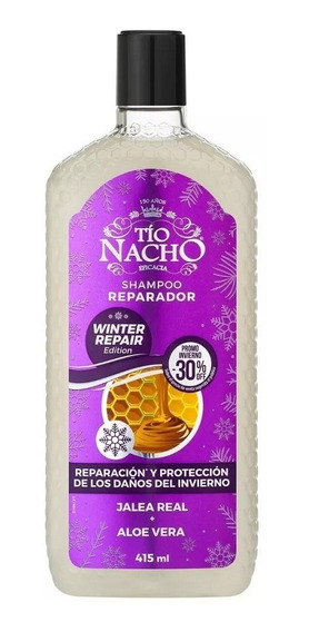 Tío Nacho Edicion Invierno Shampoo X 415 Ml
