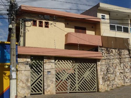 Imagem 1 de 29 de Sobrado Com 5 Dormitórios, 436 M² - Venda Por R$ 1.399.000,00 Ou Aluguel Por R$ 8.000,00/mês - Vila Guilhermina - São Paulo/sp - So2382