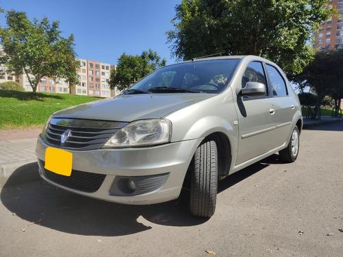 Renault Logan Dynamique 1.6 Mt Modelo 2012