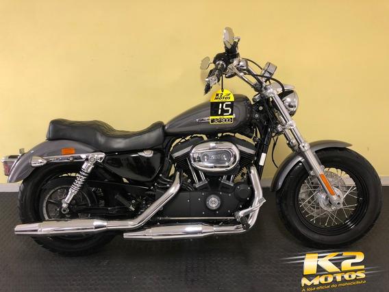 Estradeira, Custom Harley Davidson Xl 1200 Cb (2014/2015)