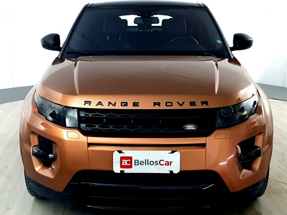 Land Rover Range R.evoque Dynamic 2.0 Aut 5p - Marrom -...