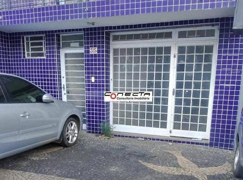 Imagem 1 de 1 de Salão Jardim Do Trevo 80 Metros - Sl0187