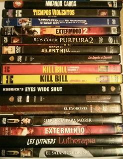 Lote Peliculas Dvd Originales Leer!