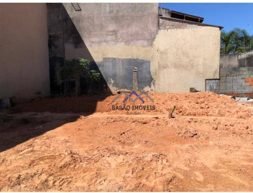 Imagem 1 de 3 de Terreno À Venda, 240 M² Por R$ 262.880,00 - Jardim Santa Gertrudes - Jundiaí/sp - Te0351