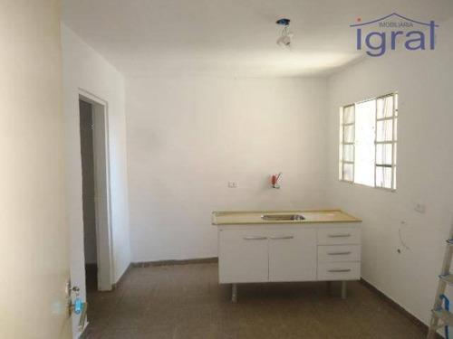 Imagem 1 de 3 de Casa Para Alugar, 45 M² Por R$ 750,00/mês - Campanário - Diadema/sp - Ca1049