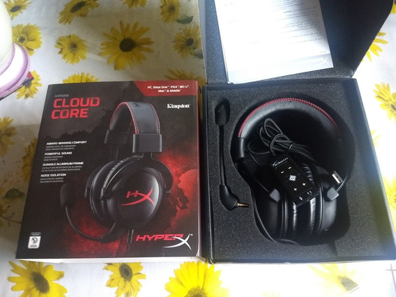 Hyperx Claud 7.1 Real