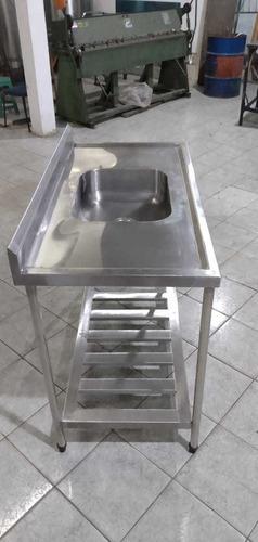 Imagem 1 de 4 de Serviços De Aço Inox Cozinha E Corrimão