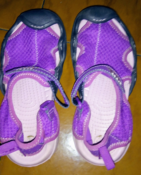 Sandalias Crocs Niña
