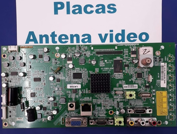 Placa Principal Cce Gt-1326ex-d292 Ver 1.1