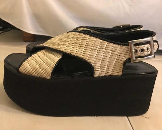 Sandalia Plataforma Mishka